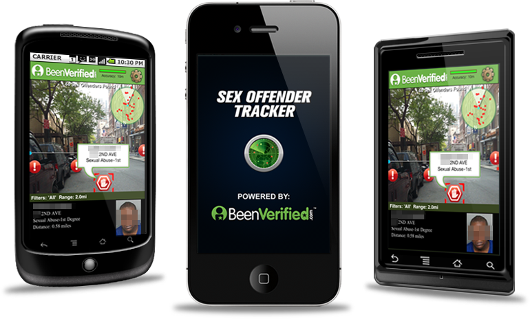sex offender app iphone